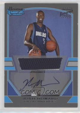 2003-04 Bowman Signature - [Base] - Silver #93 - Josh Howard /249