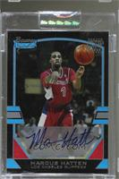 Marcus Hatten [Uncirculated] #/1,250