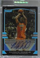 Marquis Daniels [Uncirculated] #/1,250