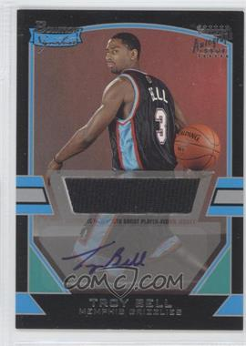 2003-04 Bowman Signature - [Base] #89 - Troy Bell /1250