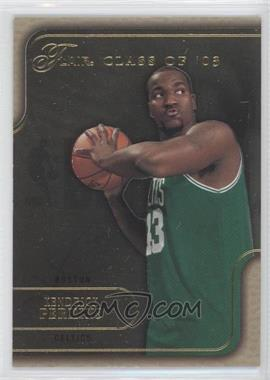 2003-04 Flair - [Base] - Flair Collection Gold #107 - Kendrick Perkins /100