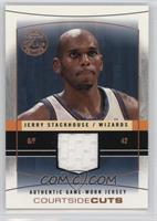 Jerry Stackhouse [Noted] #/75
