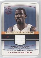 Michael Finley #/18
