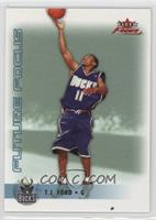 T.J. Ford #/100