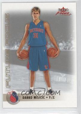 2003-04 Fleer Focus - [Base] - Gold Anniversary #141 - Darko Milicic /50