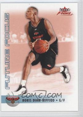 2003-04 Fleer Focus - [Base] #129 - Boris Diaw /499