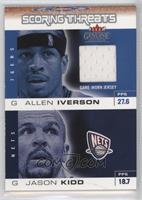 Allen Iverson, Jason Kidd