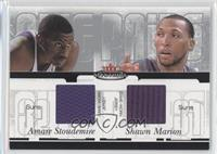 Amare Stoudemire, Shawn Marion /350