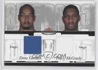 Drew Gooden, Tracy McGrady [Noted] #/350