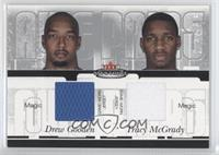Drew Gooden, Tracy McGrady #/350