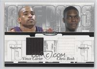 Vince Carter, Chris Bosh /350