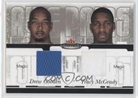 Drew Gooden, Tracy McGrady #/250
