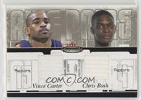 Vince Carter, Chris Bosh #/250