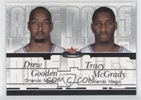 Drew Gooden, Tracy McGrady #/500