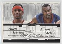 Allen Iverson, Aaron McKie #/500