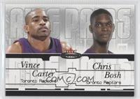Vince Carter, Chris Bosh /500