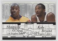 Shaquille O'Neal, Kobe Bryant /500