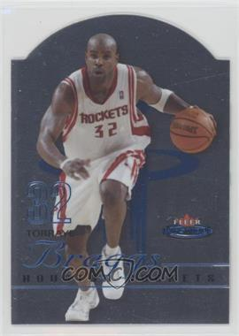 2003-04 Fleer Mystique - [Base] - Die-Cut Rookies #85 - Torraye Braggs /600