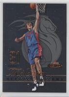 Darko Milicic /999 [Good to VG‑EX]