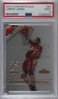 Lebron James /999 [PSA 9 MINT]