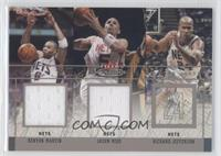 Kenyon Martin, Jason Kidd, Richard Jefferson /250