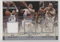 Kenyon Martin, Jason Kidd, Richard Jefferson /300
