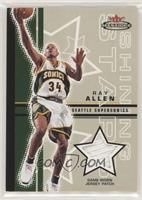 Ray Allen [Noted] #/75