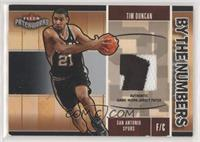 Tim Duncan [Noted] #/100