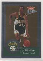 Ray Allen [Noted] #/100