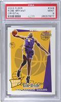 Kobe Bryant /175 [PSA9]
