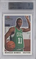 Marcus Banks /125 [BGS 9]