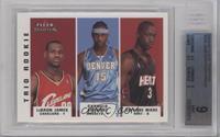 Lebron James, Carmelo Anthony, Dwyane Wade [BGS9]