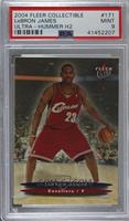 LeBron James [PSA 9 MINT]