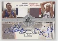 Jason Richardson, Richard Jefferson /50