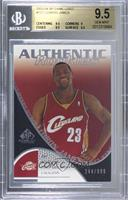 Lebron James [BGS 9.5 GEM MINT] #/999