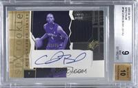 SPx Auto Rookie Jerseys - Chris Bosh [BGS 9 MINT] #/25