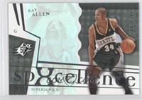Ray Allen #/3,999