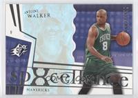Antoine Walker #/3,999