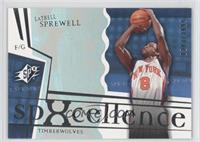 Latrell Sprewell /3999