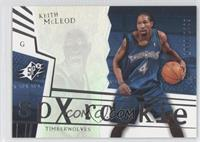 Keith McLeod /2999