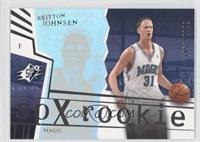 Britton Johnsen /2999