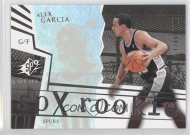 2003-04 SPx - [Base] #150 - Alex Garcia /2999