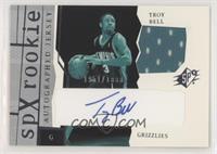 Troy Bell #/1,999