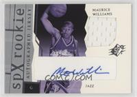 Mo Williams #/1,999