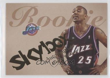 2003-04 Skybox Autographics - [Base] #63 - Mo Williams /1500