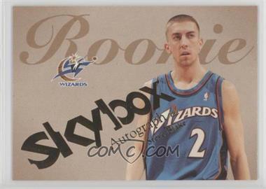 2003-04 Skybox Autographics - [Base] #71 - Steve Blake /1500