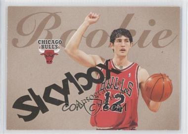 2003-04 Skybox Autographics - [Base] #74 - Kirk Hinrich /1500