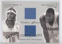 Carmelo Anthony, Tracy McGrady /500