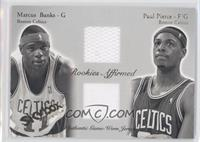 Marcus Banks, Paul Pierce /500