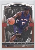 Alvin Williams /25